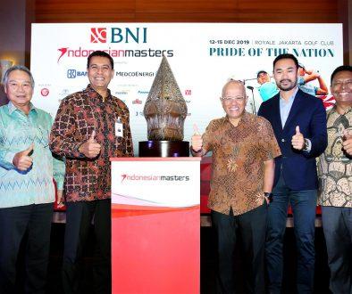 BNI INDONESIAN MASTERS 2019